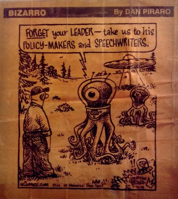 Bizarro-Alien-SpeechwriterPolicyMaker