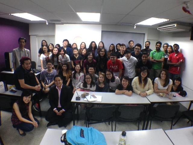 Speaking at IACT 20151202