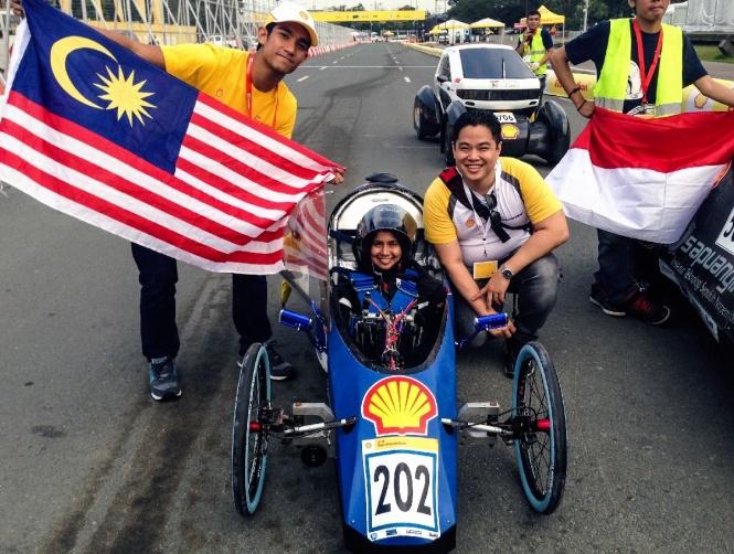 Shell Eco Marathon 2016